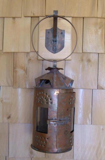 Dutch Round Lantern