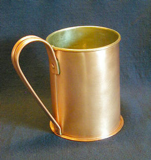 Revolutionary War Soldier's Cooking Cup