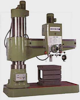 Kitchen & Walker Radial Arm Drilling Machine - NEW