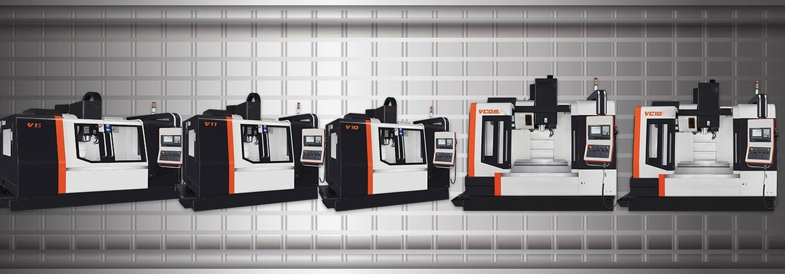 Linear High Speed CNC Vertical Machining Centres