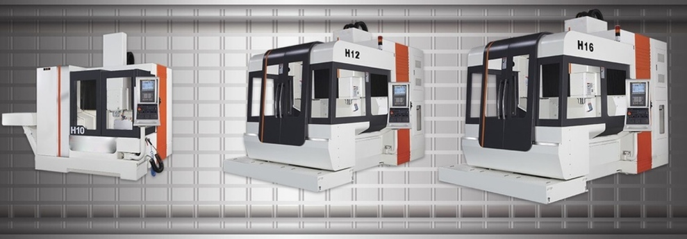 Linear CNC Bridge Type CNC Vertical Machining Centres