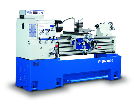 Linear Varispeed Manual Gap Bed Lathe