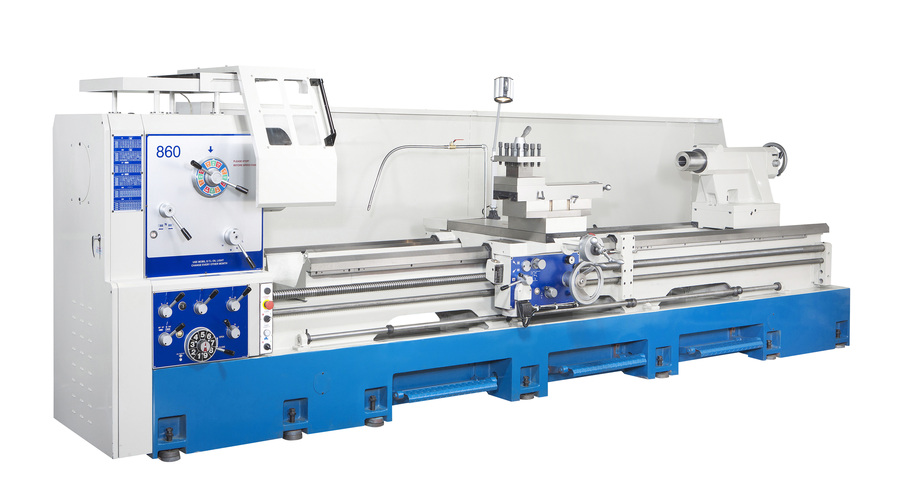 Linear X Series Heavy Duty Long Bed Gap Bed Lathes