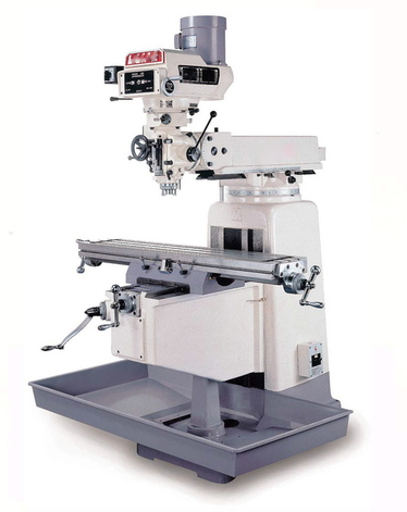 Linear Turret Milling Machine