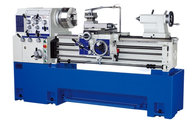 Linear Gap Bed Manual Centre Lathe