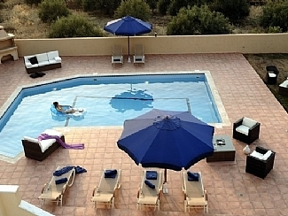 Villa Nereus Pool