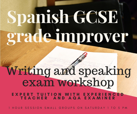 Spanish GCSE workshop