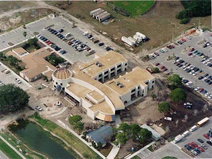 Bishop Larkin Pastoral Center