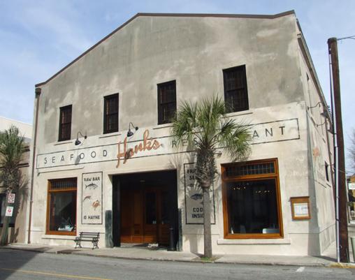 Hanks Seafood Restaurant - Charleston