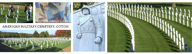 American Military Cemetery, Coton/Madingley