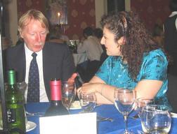 Andrew Eaglen and Agata Eaglen