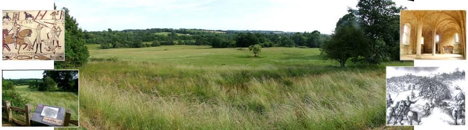 Battlefield of Hastings