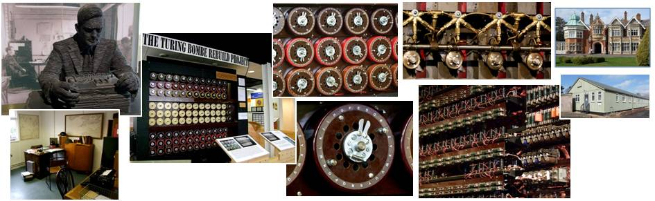 Bletchley Park - the Bombe