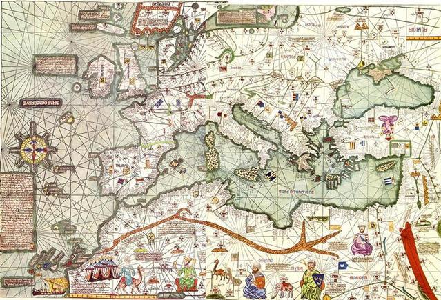 Catalan Atlas page