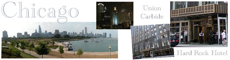 Chicago composite - Hard Rock Hotel