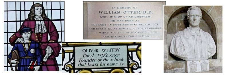 Chichester memorials