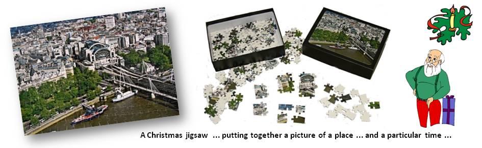 The Christmas Jigsaw - 1