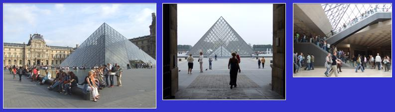 In Paris: The Louvre Museum