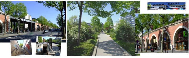 The Promenade Plantee, Paris