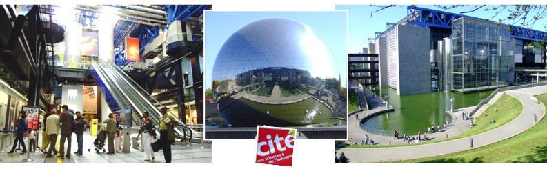 Cite des Sciences, Paris