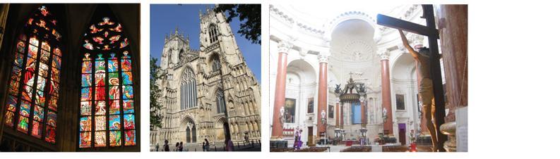 Churches composite