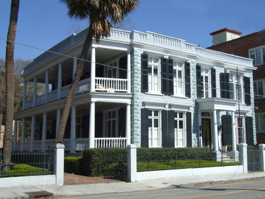 A Charleston house