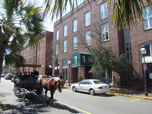 The Church St Inn, Charleston
