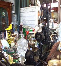 Stall in Monastiraki - Athens