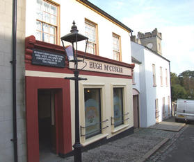 McCusker's Pub at the Ulster Folk Museum