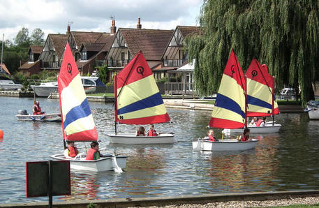 Horning - dinghies