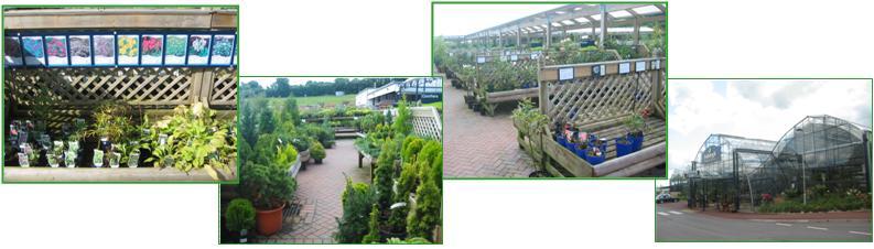 Endsleigh Garden Centre near Plymouth