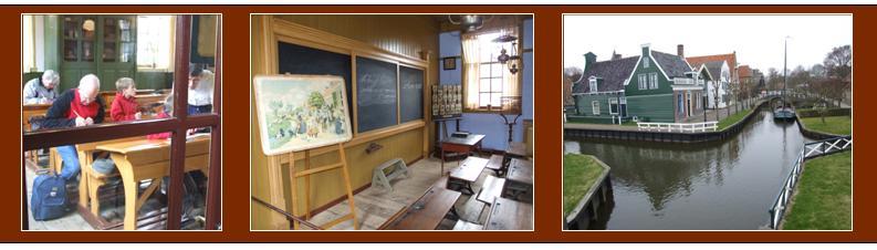 Enkhuizen schoolroom