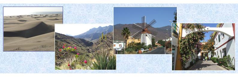 Gran Canaria scenes