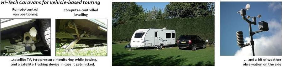Hi-Tech Caravan