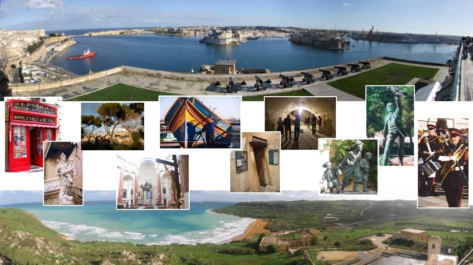 Modern Malta - composite