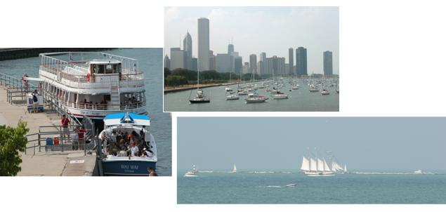 Chicago Lakeside composite
