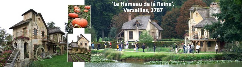 Marie-Antoinette's Village: Le Hameau de la Reine
