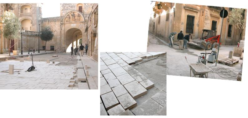 Conservation in Mdina