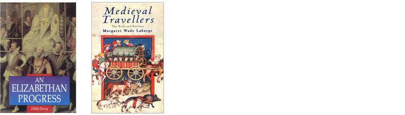 Books on medieval travelling