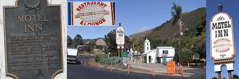 Motel Inn - San Luis Obispo - composite