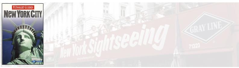 New York - Insight Guide book composite