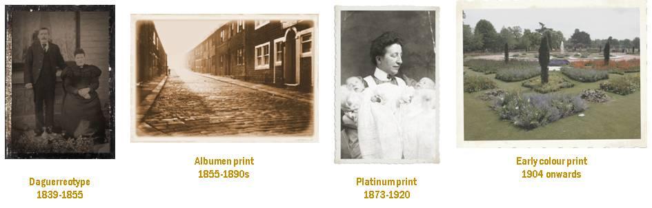 Photo processes