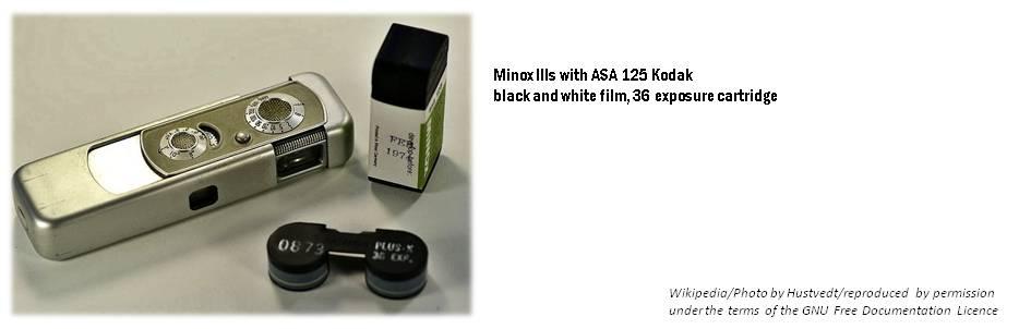 Minox camera composite