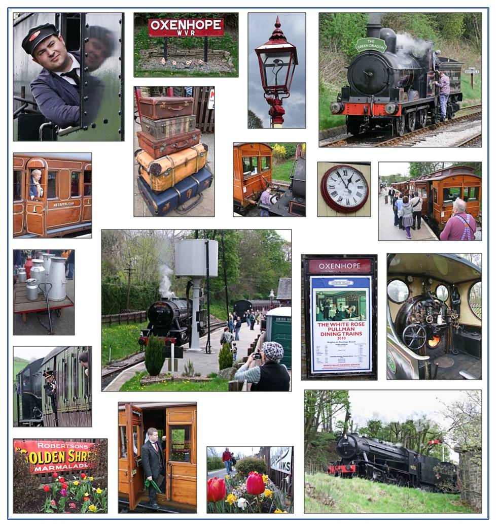 Worth Valley Railway