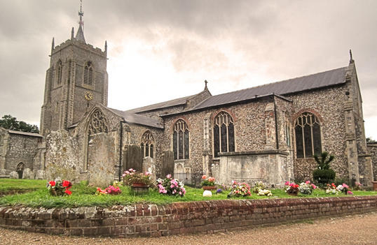 St Michael's and All Angels Church - Aylsham