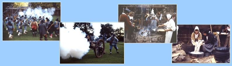 Sealed Knot at Kenilworth