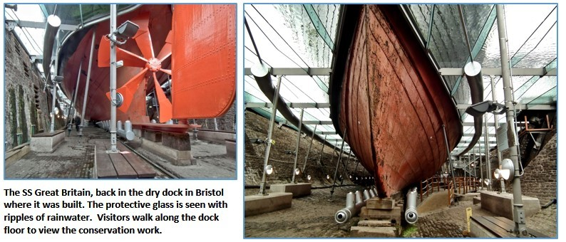 SS Great Britain 6