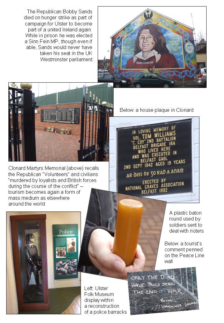Black Cab tour of Belfast 2