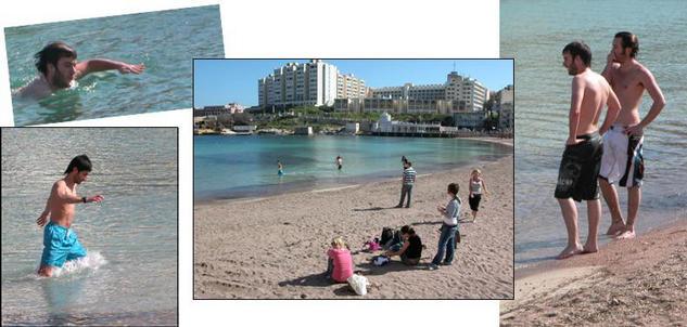 St George's Bay, Malta