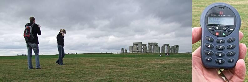Stonehenge Audio Guide